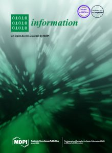 Special Issue Quality of Open Data in Information journal